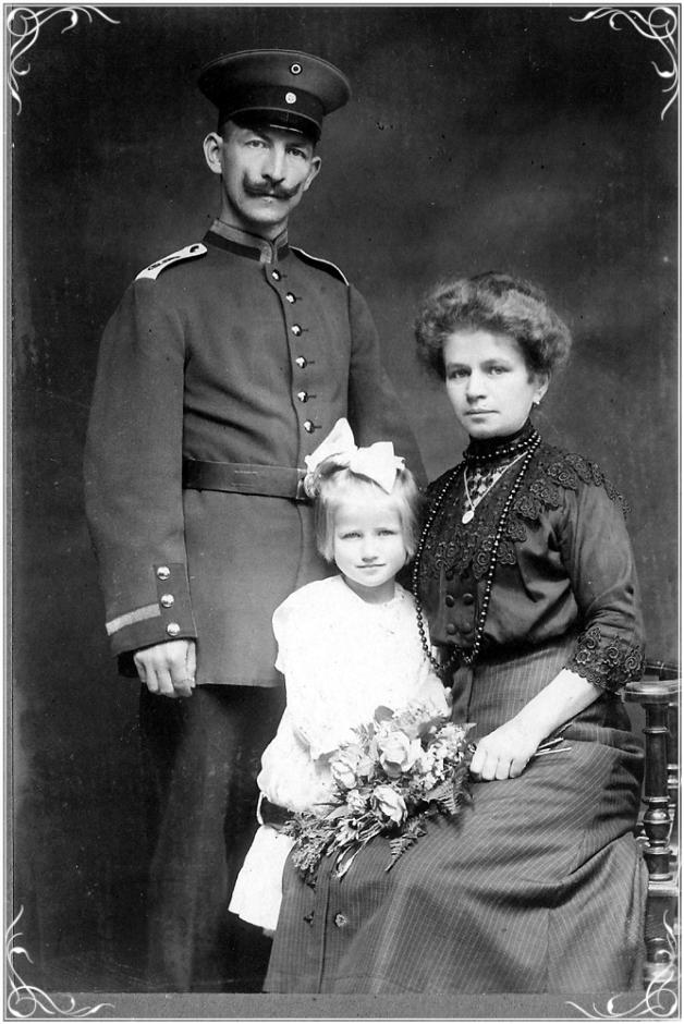 Mina morföräldrar och min moder