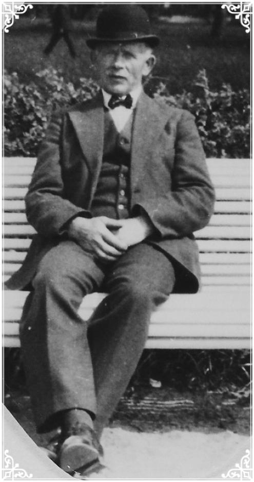Morfar Bengt Wester