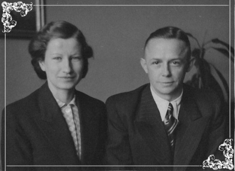 Mina föräldrar, Annelise och Ludwig Schaub