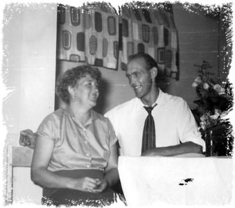 Christinas föräldrar