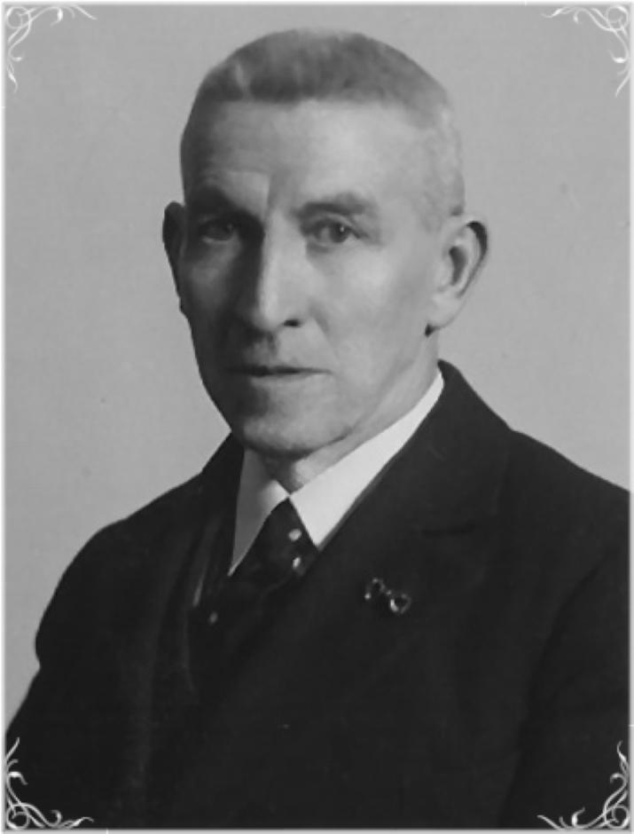Morfar Herman Oskar