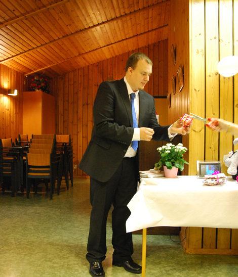 Jacobs bröllopp