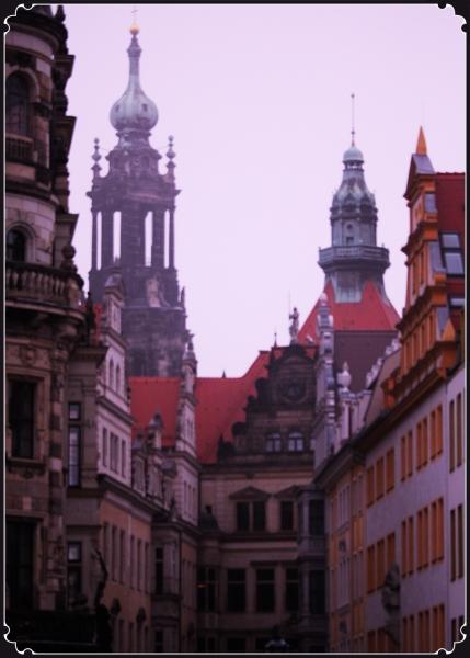 Besök i Dresden